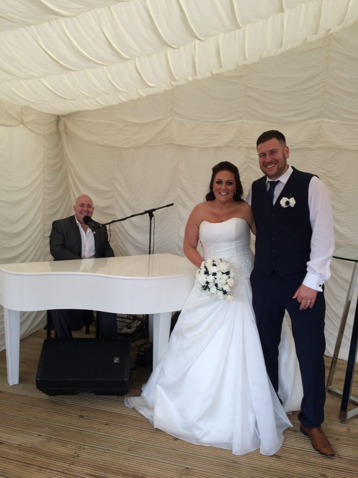 Mark Hendry and the Bride