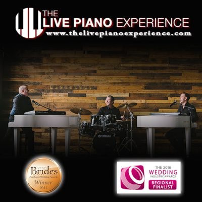 The Live Piano Experience - Duelling pianos for weddings and corporate entertainment